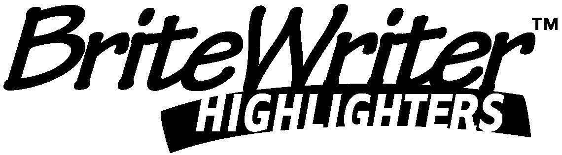 BriteWriter Highlighters