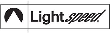 Lightspeed Outdoors Logo in black