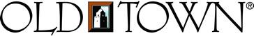 Old Town Frames Logo in black